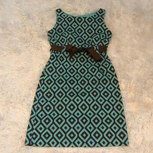 Kim Rogers Petites Sleeveless Dress Size 4P